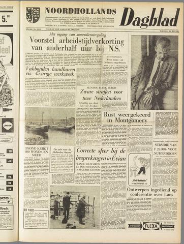 Noordhollands Dagblad : dagblad voor Alkmaar en omgeving 1961-05-24