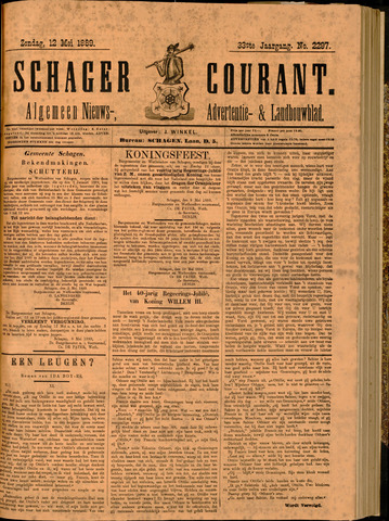Schager Courant 1889-05-12