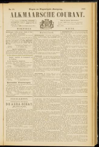 Alkmaarsche Courant 1897-06-09
