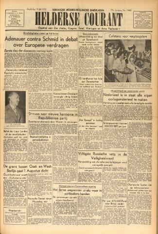 Heldersche Courant 1952-07-10
