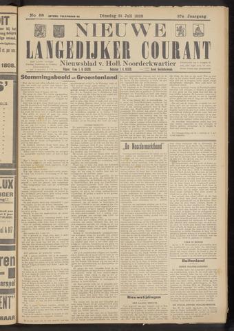 Nieuwe Langedijker Courant 1928-07-31