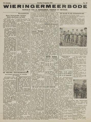 Wieringermeerbode 1943-08-14