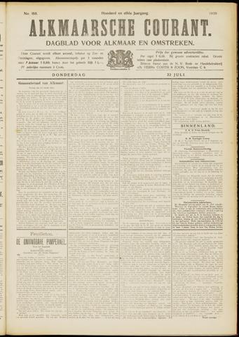 Alkmaarsche Courant 1909-07-22