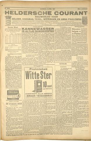 Heldersche Courant 1927-04-09