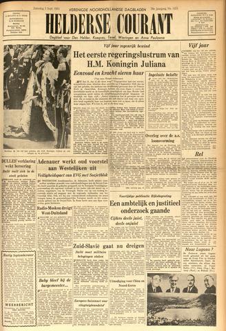 Heldersche Courant 1953-09-05