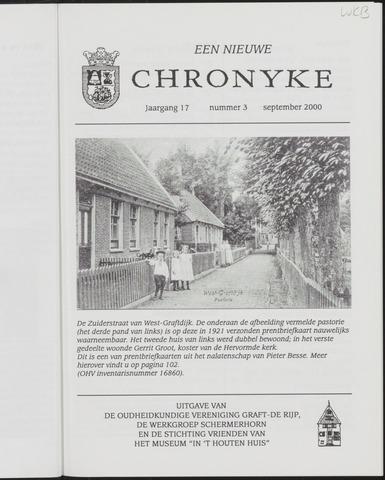 Een Nieuwe Chronyke van het Schermereiland 2000-09-01