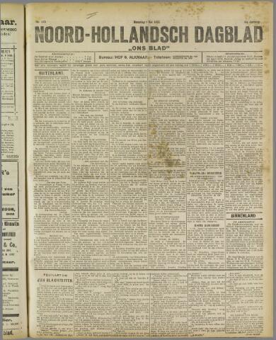 Ons Blad : katholiek nieuwsblad voor N-H 1922-05-01