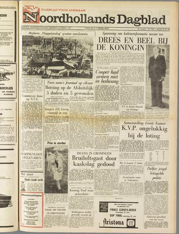 Noordhollands Dagblad : dagblad voor Alkmaar en omgeving 1963-05-20