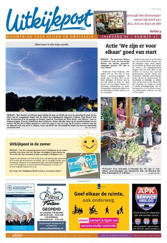 Uitkijkpost : nieuwsblad voor Heiloo e.o. 2020-07-01