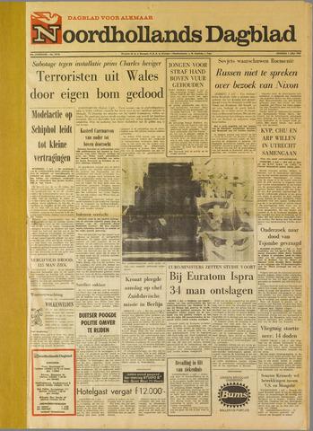 Noordhollands Dagblad : dagblad voor Alkmaar en omgeving 1969-07-01