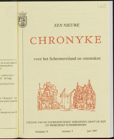 Een Nieuwe Chronyke van het Schermereiland 1997-06-01