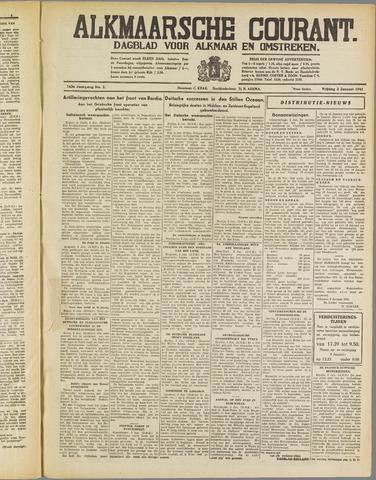 Alkmaarsche Courant 1941-01-03