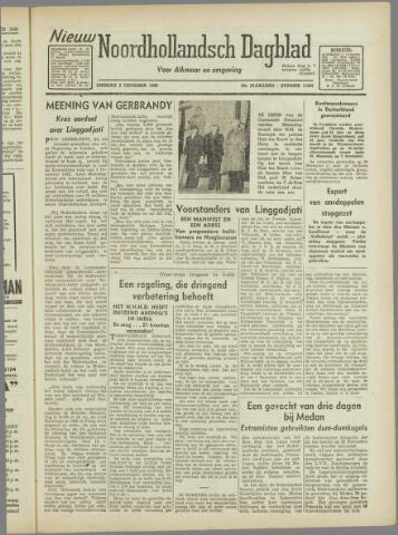 Nieuw Noordhollandsch Dagblad : voor Alkmaar en omgeving 1946-12-03