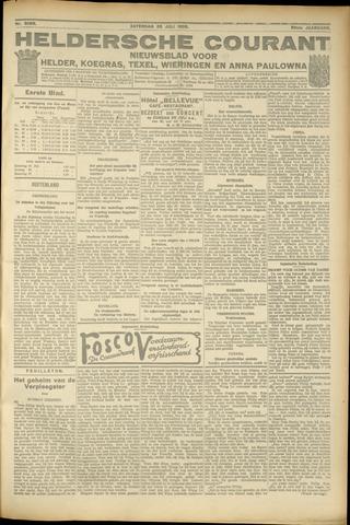Heldersche Courant 1925-07-25