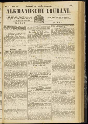 Alkmaarsche Courant 1900-05-20