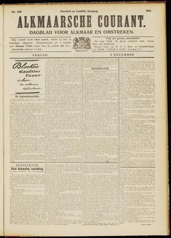 Alkmaarsche Courant 1910-12-09
