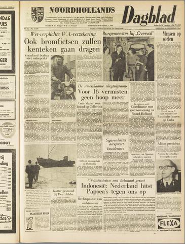 Noordhollands Dagblad : dagblad voor Alkmaar en omgeving 1962-09-26