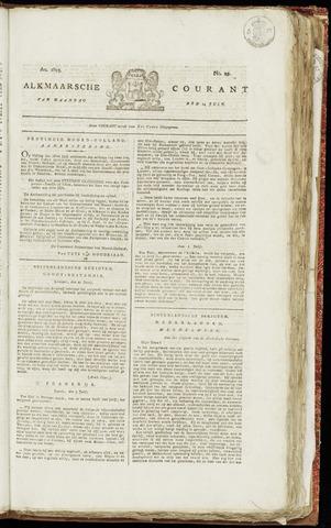 Alkmaarsche Courant 1823-07-14