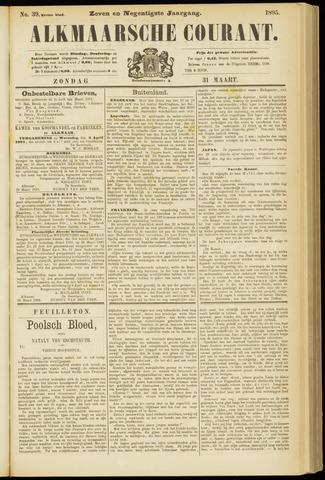 Alkmaarsche Courant 1895-03-31