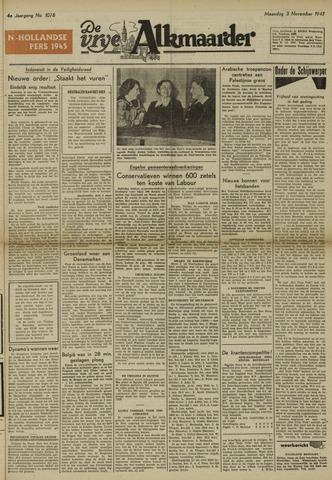 De Vrije Alkmaarder 1947-11-03