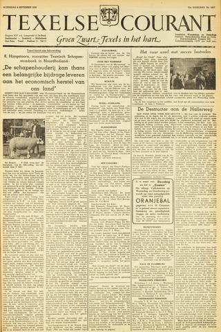 Texelsche Courant 1950-09-06