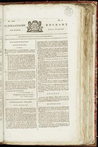 Alkmaarsche Courant 1820-02-28