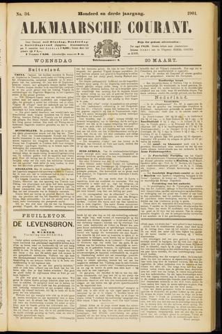 Alkmaarsche Courant 1901-03-20