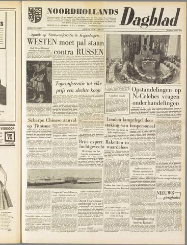 Noordhollands Dagblad : dagblad voor Alkmaar en omgeving 1958-05-06