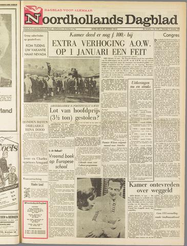 Noordhollands Dagblad : dagblad voor Alkmaar en omgeving 1964-11-11