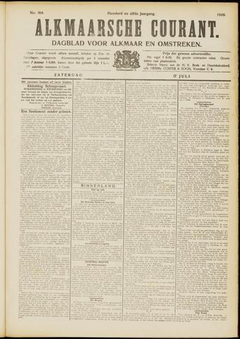 Alkmaarsche Courant 1909-07-17