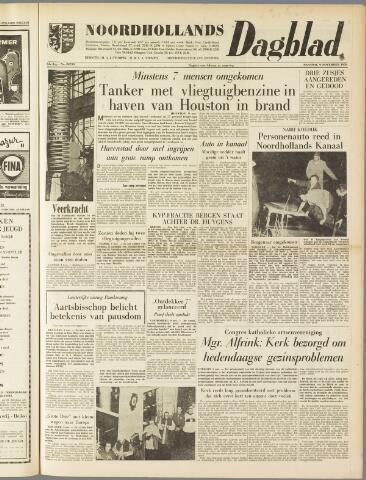 Noordhollands Dagblad : dagblad voor Alkmaar en omgeving 1959-11-09
