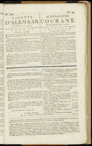Alkmaarsche Courant 1811-04-08