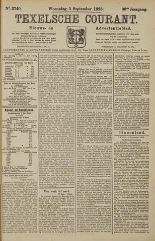 Texelsche Courant 1923-09-05