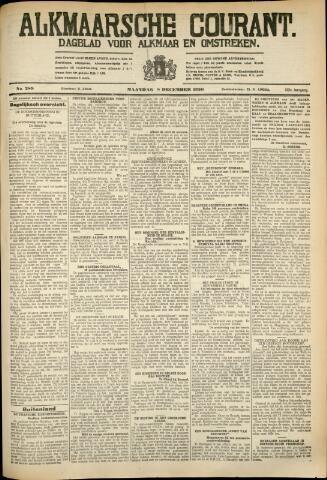 Alkmaarsche Courant 1930-12-08