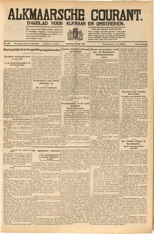 Alkmaarsche Courant 1939-07-10