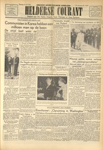 Heldersche Courant 1952-06-16