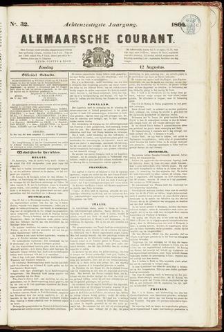 Alkmaarsche Courant 1866-08-12