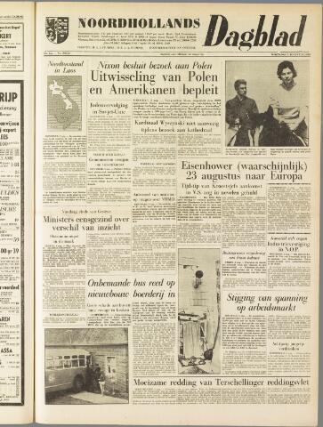 Noordhollands Dagblad : dagblad voor Alkmaar en omgeving 1959-08-05