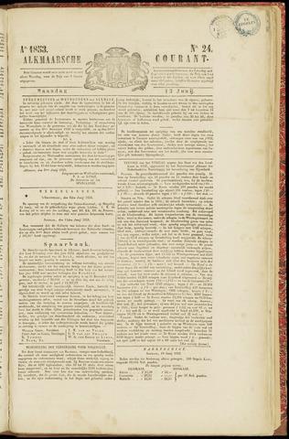 Alkmaarsche Courant 1853-06-13