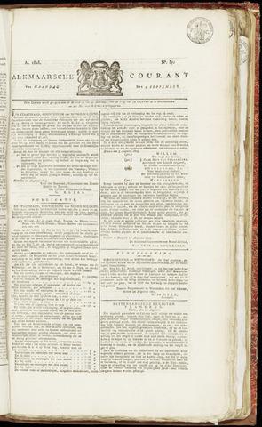 Alkmaarsche Courant 1825-09-05