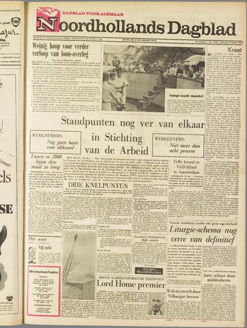 Noordhollands Dagblad : dagblad voor Alkmaar en omgeving 1963-10-19