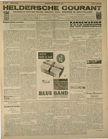Heldersche Courant 1932-12-08