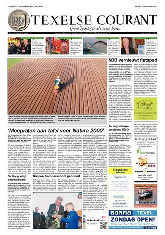 Texelsche Courant 2012-11-23