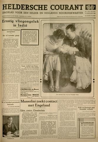 Heldersche Courant 1938-02-22