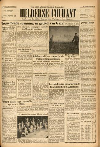 Heldersche Courant 1955-09-02