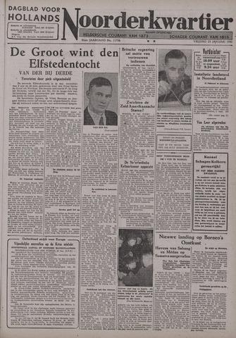 Dagblad voor Hollands Noorderkwartier 1942-01-23