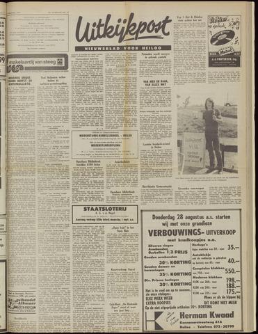 Uitkijkpost : nieuwsblad voor Heiloo e.o. 1975-08-27