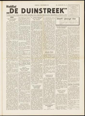 De Duinstreek 1951-11-02