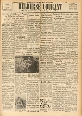 Heldersche Courant 1949-05-30
