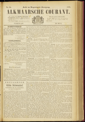 Alkmaarsche Courant 1896-05-29
